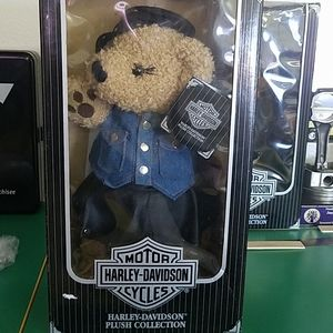 Other - 1997 Harley davidson plush bear